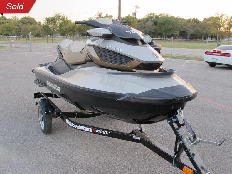 2009 Sea Doo GTX 255 Limited