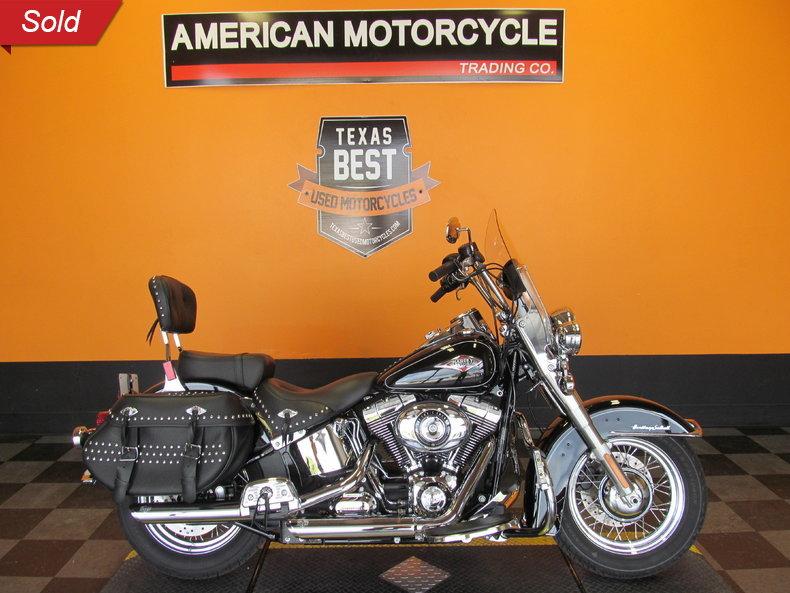 2014 Harley-Davidson Heritage Softail
