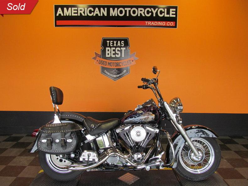 1996 Harley-Davidson Heritage Softail