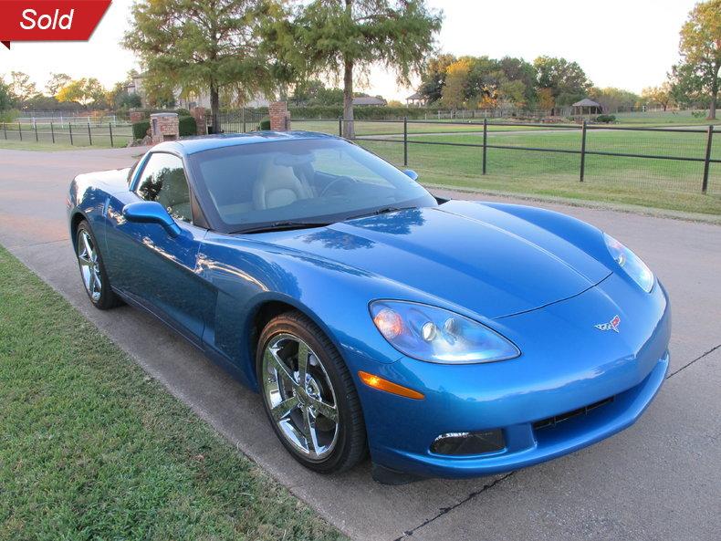 2010 Chevrolet Corvette 3LT