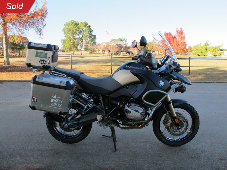 2013 BMW GSA Adventure