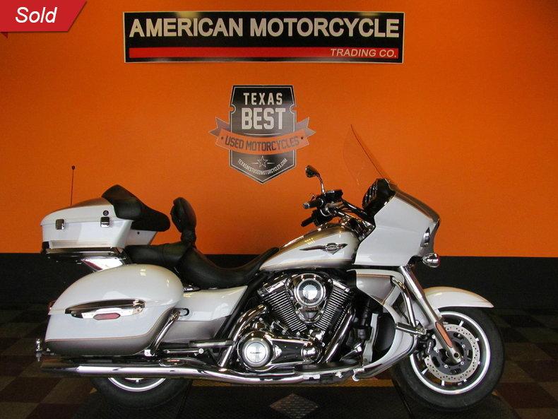2013 Kawasaki Voyager