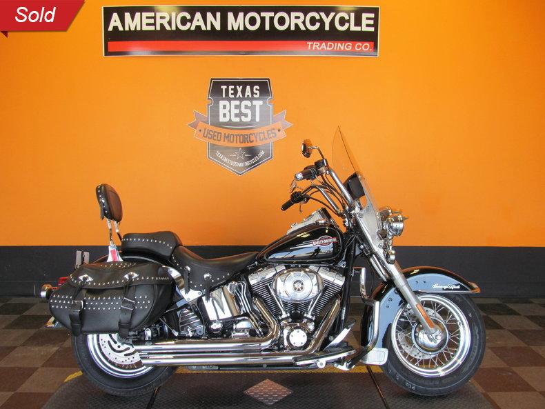 2005 Harley-Davidson Heritage Softail
