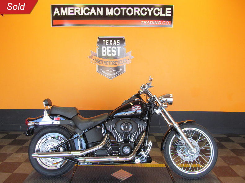 2001 Harley-Davidson Softail Night Train