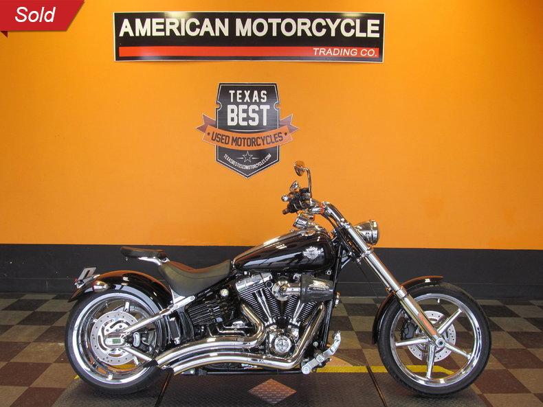 2011 Harley-Davidson Softail Rocker