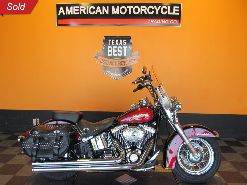 2010 Harley-Davidson Heritage Softail