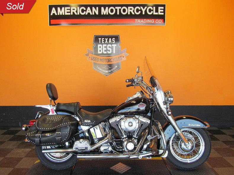 2001 Harley-Davidson Heritage Softail