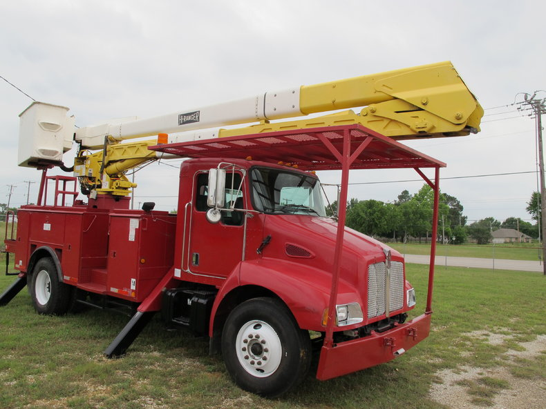 2005 High-Ranger Utility T300 Kenworth