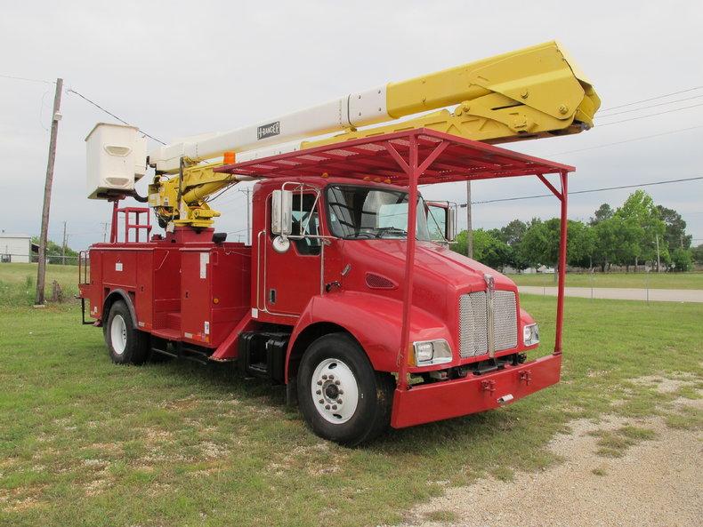 High-Ranger Utility Vehicle