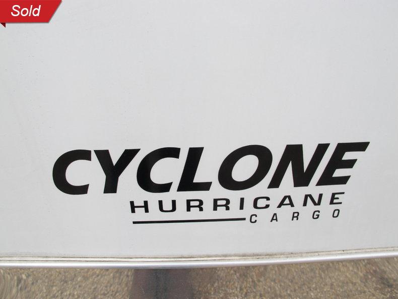 Cyclone Hurricane Vehicle