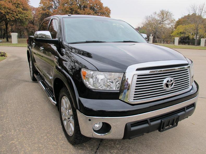 2012 Toyota Tundra Platinum