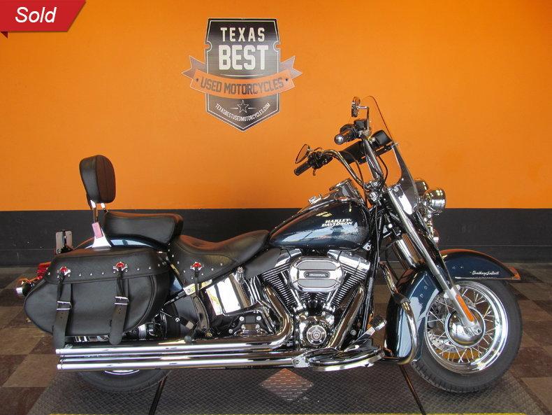 2016 Harley-Davidson Heritage Softail