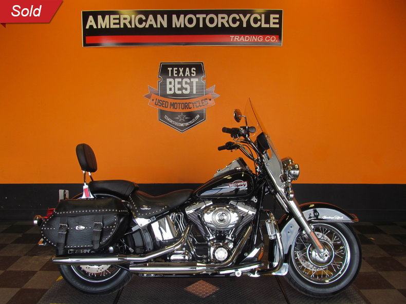 2007 Harley-Davidson Softail Heritage Classic