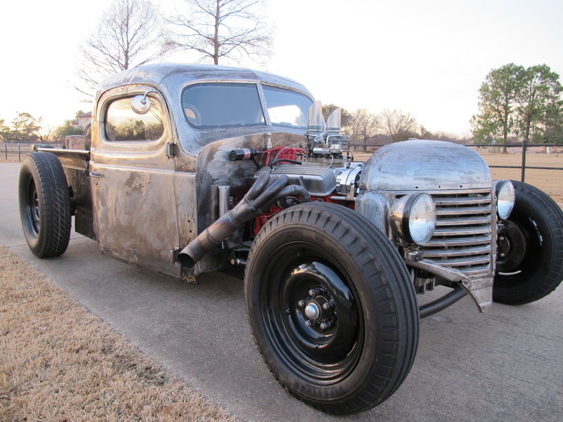 1938 Dodge Brothers Rat Rod Pick up