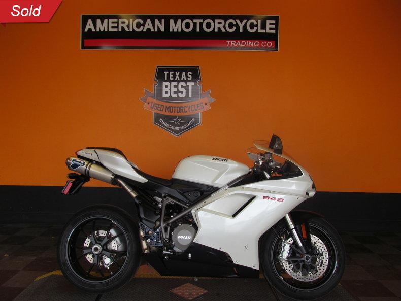 2008 Ducati 848