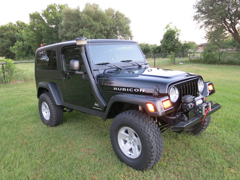 2006  Rubicon Unlimited