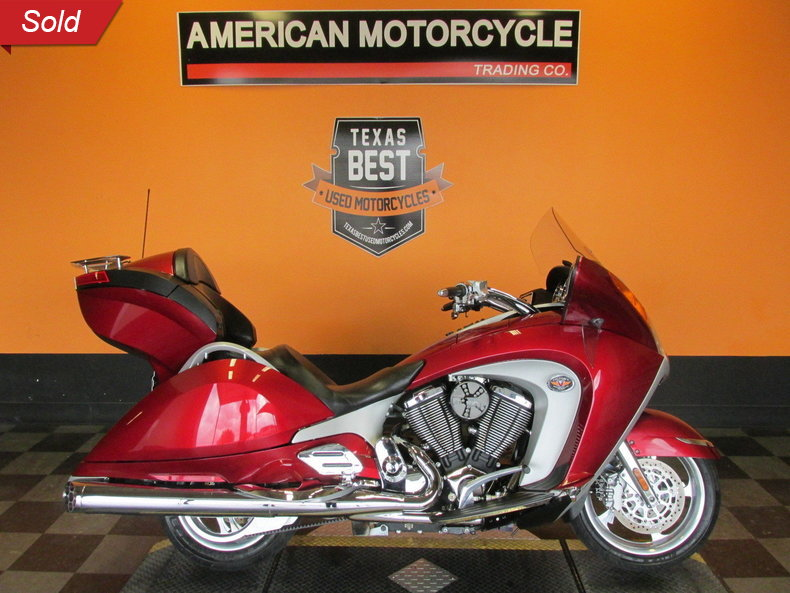 2010 Victory Vision