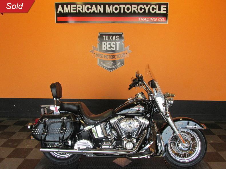2011 Harley-Davidson Heritage Softail