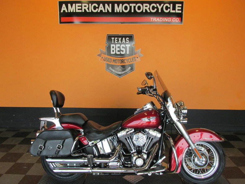 2008 Harley-Davidson Softail Deluxe