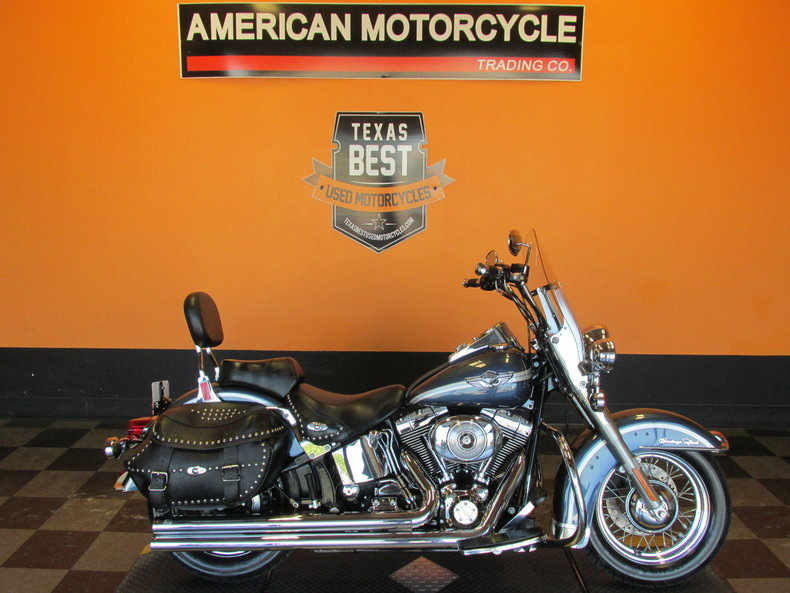 2003 Harley-Davidson Heritage Softail