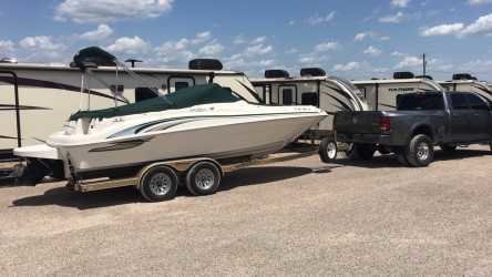 2000 Sea Ray SUNDECK 210