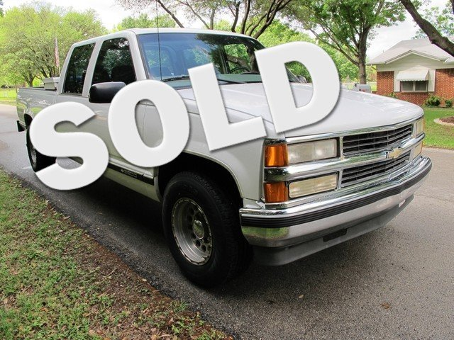 2000 Chevrolet C/K 3500 Scratch & Dent Special""""