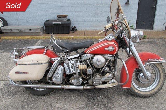 1960 Harley-Davidson