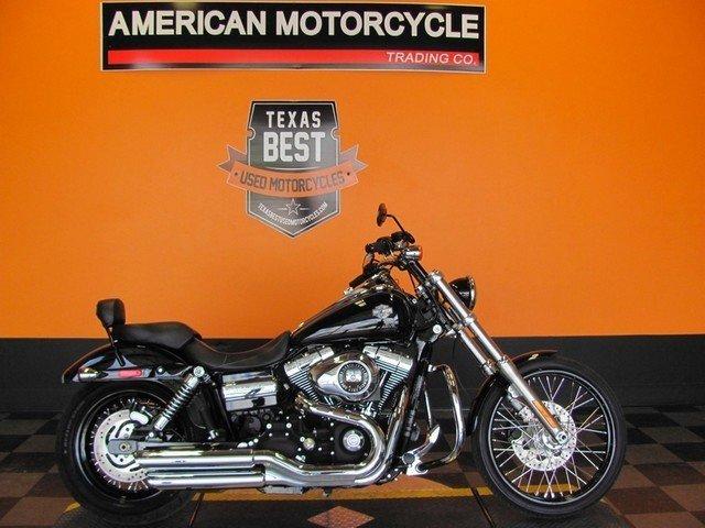 2011 Harley-Davidson Dyna Wide Glide - FXDWG