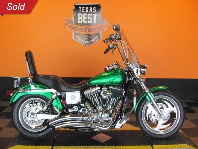 2002 Harley-Davidson Dyna Low Rider