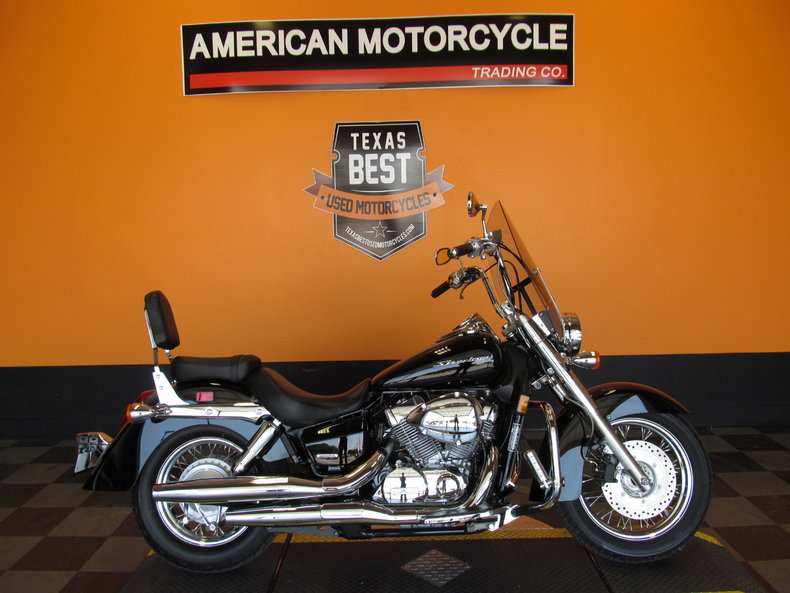 2013 Honda Shadow Aero - VT750C