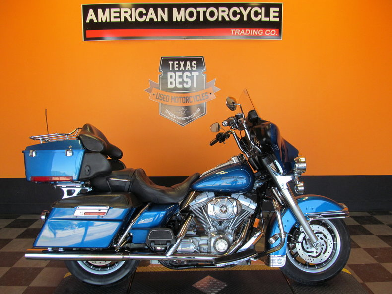 """2006 Harley-Davidson Electra Glide Classic """"Scratch & Dent Special"""""""