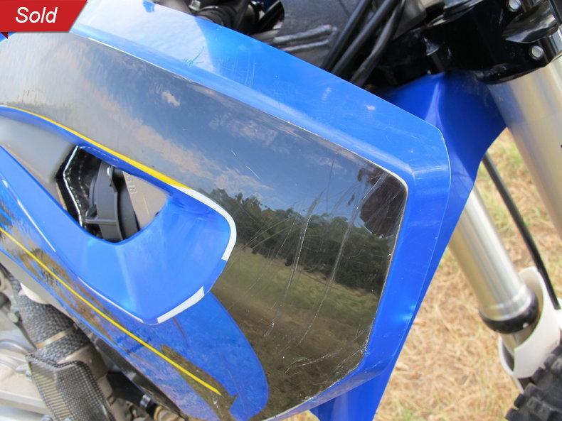 Husaberg Vehicle