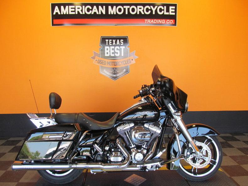 2012 Harley Davidson Street Glide FLHX Custom