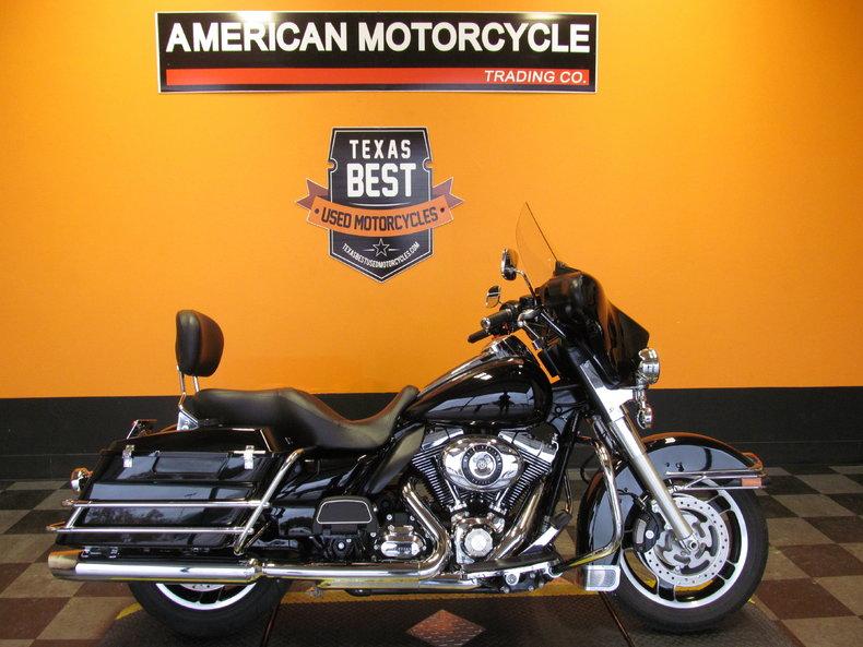 2009 Harley Davidson Electra Glide Ultra Glide FLHTP