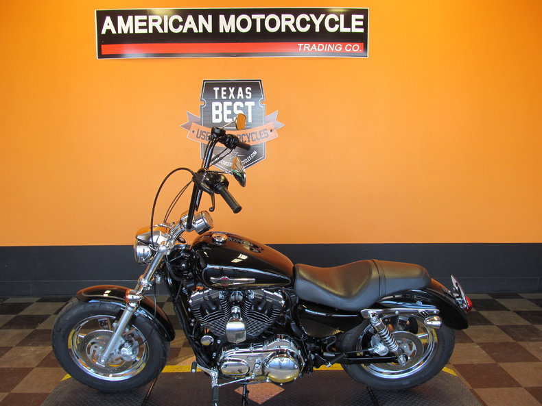 2005 Harley Davidson 1200C Sportster