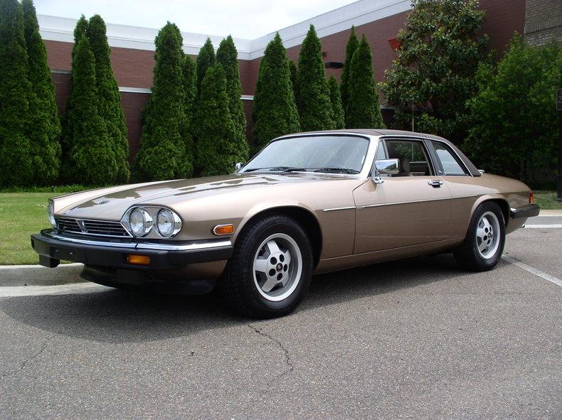 1987 1987 Jaguar XJSC For Sale