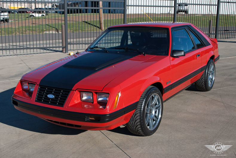 1983 Ford Mustang Art Amp Speed Classic Car Gallery In