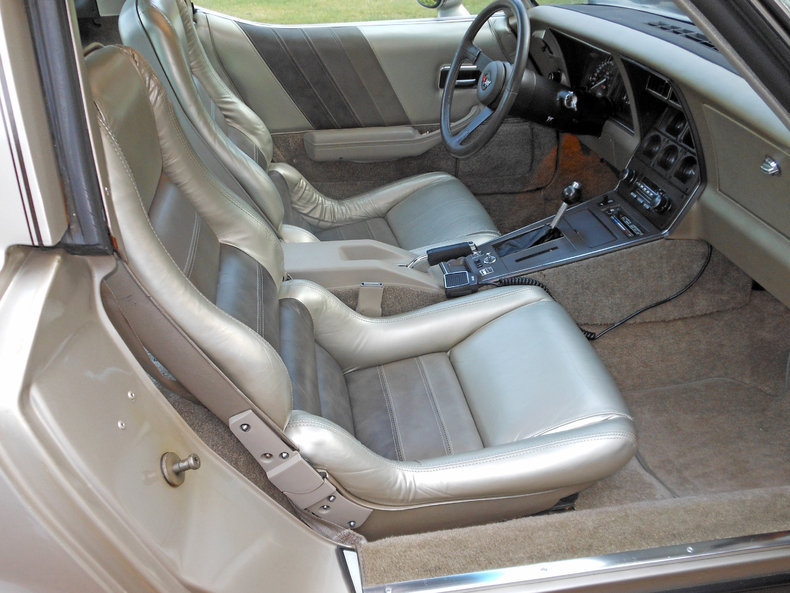 1982 chevrolet corvette art speed classic car gallery in memphis tn. Black Bedroom Furniture Sets. Home Design Ideas