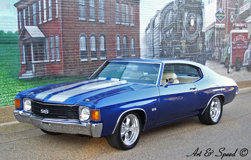 1972 1972 Chevrolet Malibu For Sale