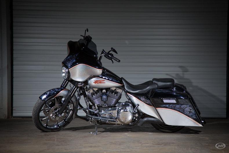 2010 Harley Davidson Street Glide