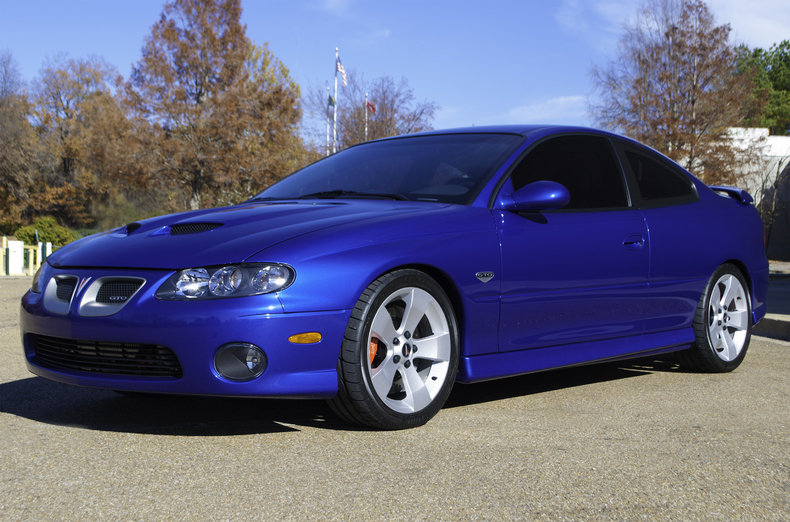2005 Pontiac Gto Art Amp Speed Classic Car Gallery In