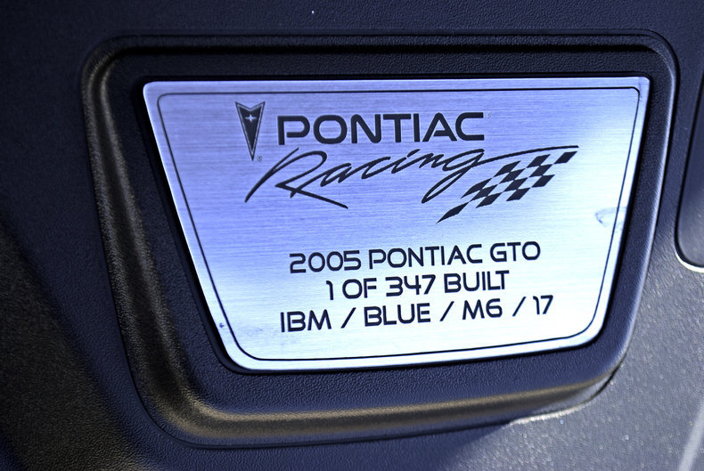 2005 2005 Pontiac GTO For Sale