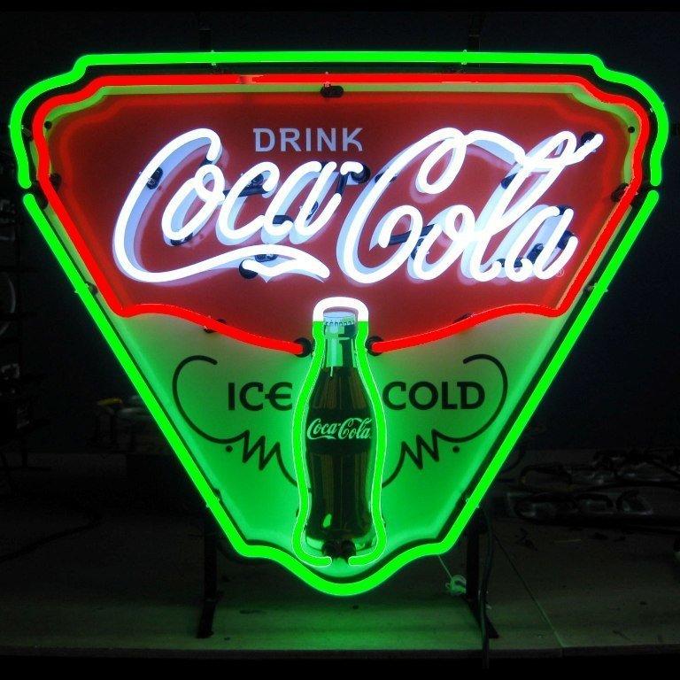 Coca Cola Ice Cold Shield