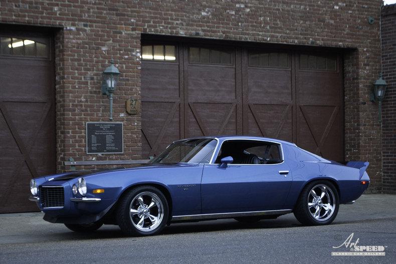 1971 Chevrolet Camaro | Art & Speed Classic Car Gallery in Memphis, TN