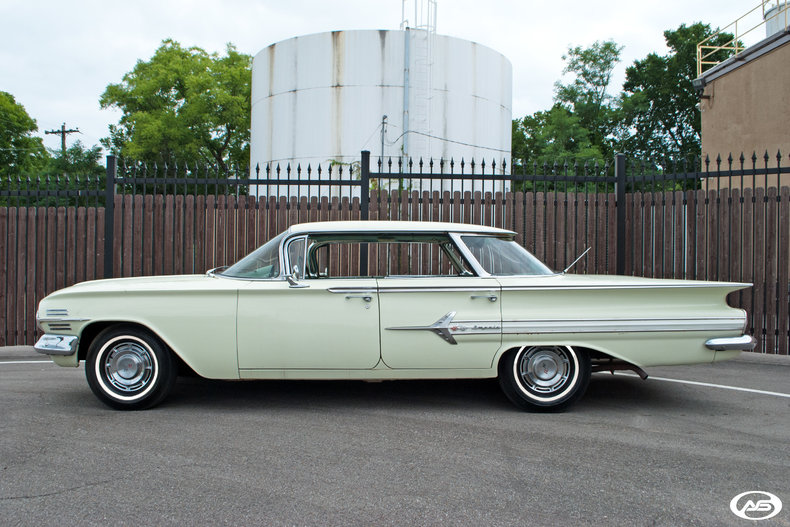 1960 1960 Chevrolet Impala For Sale