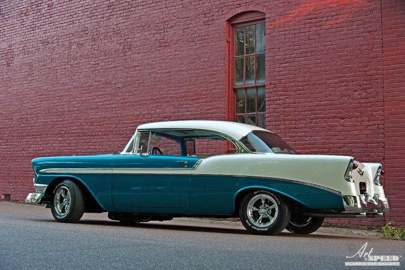 1956 1956 Chevrolet Bel Air For Sale