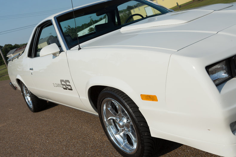 1987 1987 Chevrolet El Camino For Sale