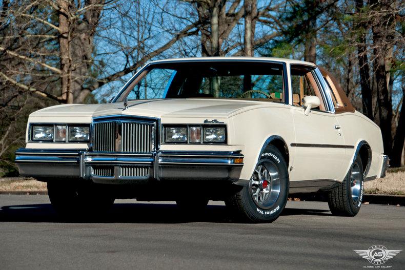 Cars For Sale Memphis Tn >> 1980 Pontiac Grand Prix | Art & Speed Classic Car Gallery in Memphis, TN
