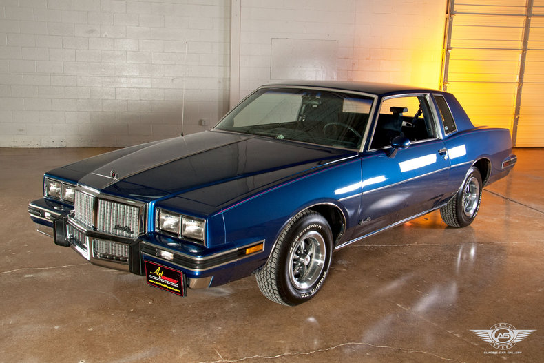 1986 pontiac grand prix art speed classic car gallery. Black Bedroom Furniture Sets. Home Design Ideas