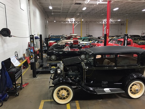 Classic Car Restoration Service in Memphis
